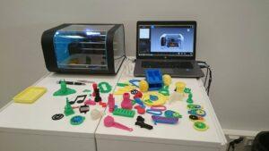 Tutustu 3D-tulostamiseen