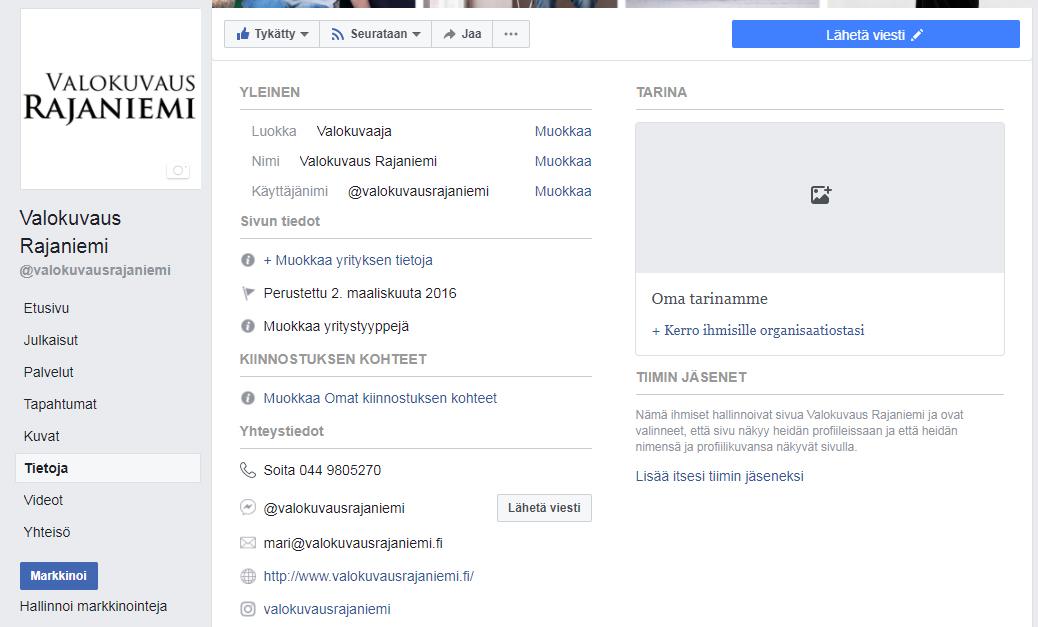 Facebook Nimen Muuttaminen